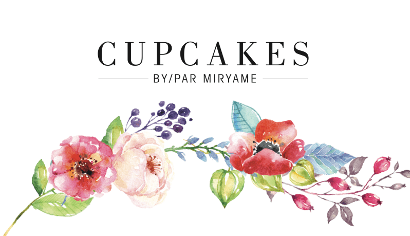 A Date with Design: Cupcakes By Miryame
